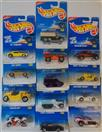 HOT WHEELS: 1996 SERIES, 13 CARS ONLY
